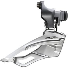 Shimano Claris FD-R2000 Front Derailleur 2x8-speed Down Swing Clamp High grey